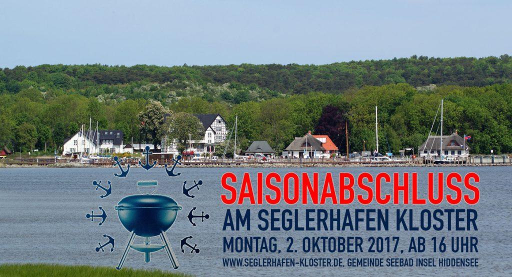 Saisonabschluss @ Seglerhafen Kloster | Insel Hiddensee | Mecklenburg-Vorpommern | Deutschland